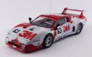 Ferrari 512 BB LM - #63  24H du Mans  1/43