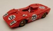 Ferrari 312 P Spider #25 Sebring  1/43