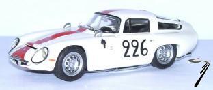 Alfa Romeo TZ1 Mont Ventoux  1/43