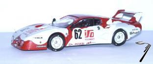 Ferrari BB LM 24H Le Mans  1/43