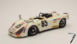 Porsche Flunder N°65  24H Le Mans  1/43