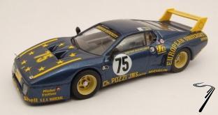 Ferrari BB N°75 24H Le Mans  1/43