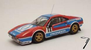Ferrari 308 Gr.4 Tour de Corse  1/43