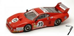 Ferrari 512 BB LM N°71 24H Le Mans  1/43