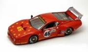 Ferrari 512 BB N°46 24H Le Mans  1/43