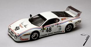 Ferrari 512 BB #48  24H Le Mans  1/43