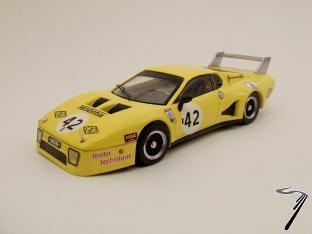 Ferrari BB LM N°42 Silvestone  1/43