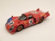 Alfa Romeo 33.2 #36 24H Le Mans  1/43