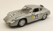 Porsche 1600 GS/4 Abarth #35  12th 24H Le Mans  1/43