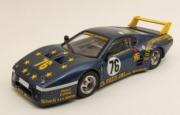 Ferrari 512 BB #76 10ième 24h Le Mans   1/43