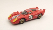 Ferrari 312 P #23 Sebring  1/43
