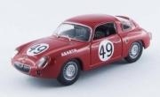 Fiat Abarth 850S #49 24H du Mans  1/43