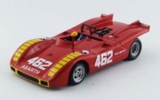 Abarth SP 2000 1st Sestriere  1/43
