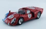 Alfa Romeo 33.2 #37 Test 24H du mans  1/43