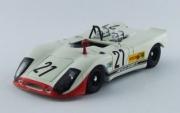 Porsche 908/2 Flunder #21 Hockenheim  1/43