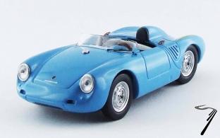 Porsche 550 RS 4 cylindres 110 CV bleu azure RS 4 cylindres 110 CV bleu azure 1/43