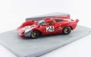 Ferrari 312 #24 Daytona  1/43