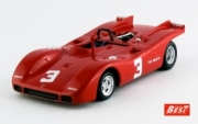 Abarth 2000 SP European 2-Litre Championship Salzburgring  1/43