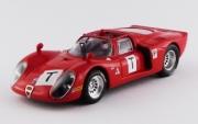 Alfa Romeo 33.2 Test Le Mans  1/43