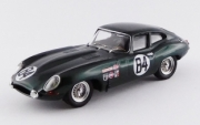 Jaguar Type E #84 12Hrs Sebring  1/43