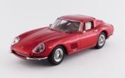 Ferrari . GTB/4 metallic red 1/43