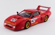 Ferrari 512 BB #47 5ème 24H du Mans 1er GT  1/43