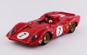 Ferrari 312 P Spyder #7 1000KM Nurburgring  1/43