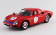 Ferrari 250 LM #1 1er 6Hr Caversham  1/43