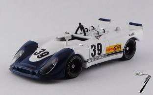 Porsche 908/02 Flunder #39 Interseries Norisring  1/43