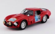 Alfa Romeo TZ2 #148 Pergusa Jolly Hotel rally  1/43