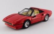 Ferrari . GTS Magnum P.I. rouge 1/43