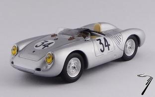 Porsche 550 RS #34 10ème 24H du Mans  1/43