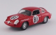 Fiat Abarth 750 record Monza SCCA National Cumberland Road  1/43