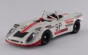 Porsche 908/02 Flunder #9P 10ème 1000KM Nuburgring  1/43