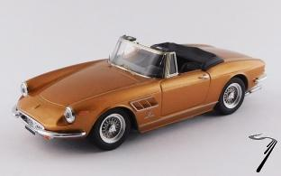 Ferrari 330 GTS cabriolet cuivre GTS cabriolet cuivre 1/43