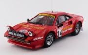 Ferrari 308 GTB Gr.4 - Tour de France  - #34  1/43