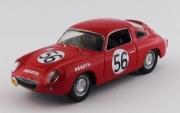 Fiat Abarth 700 S #56  24H du Mans  1/43