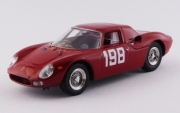 Ferrari 250 LM #198 - 1er F.I.S.A. Monza  1/43