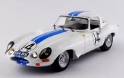 Jaguar Type E #14 - 24H du Mans  1/43
