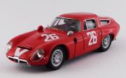 Alfa Romeo TZ1 1000 Km Monza #26  1/43