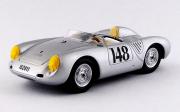 Porsche 550 RS #148 - 2eme Aosta / Gran San Bernardo  1/43
