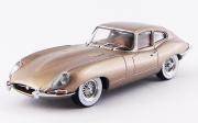 Jaguar . Coupe -  New York motor show -  opalescent bronze 1/43