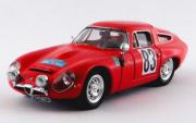 Alfa Romeo TZ1 #83 - 1er Coupe des Alpes  1/43