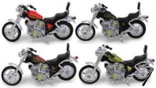 Yamaha XV 1000 couleurs variables - vendue à l'unité  1/43