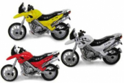 BMW F650 GS  - variables colors- sold x1  1/43