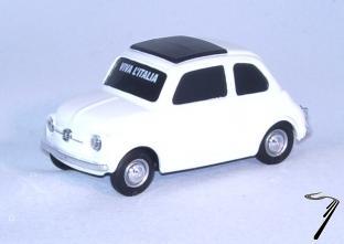 Fiat . Blanc italien 1/43