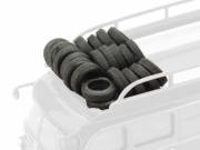 Divers set of 20 tires set of 20 tires 1/43