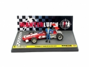 Ferrari . B Wanted Lupin (on the grid) 1/43