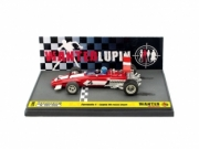 Ferrari . B Wanted Lupin (top départ) 1/43
