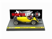 Alfa Romeo . Wanted Lupin (en train de conduire) 1/43